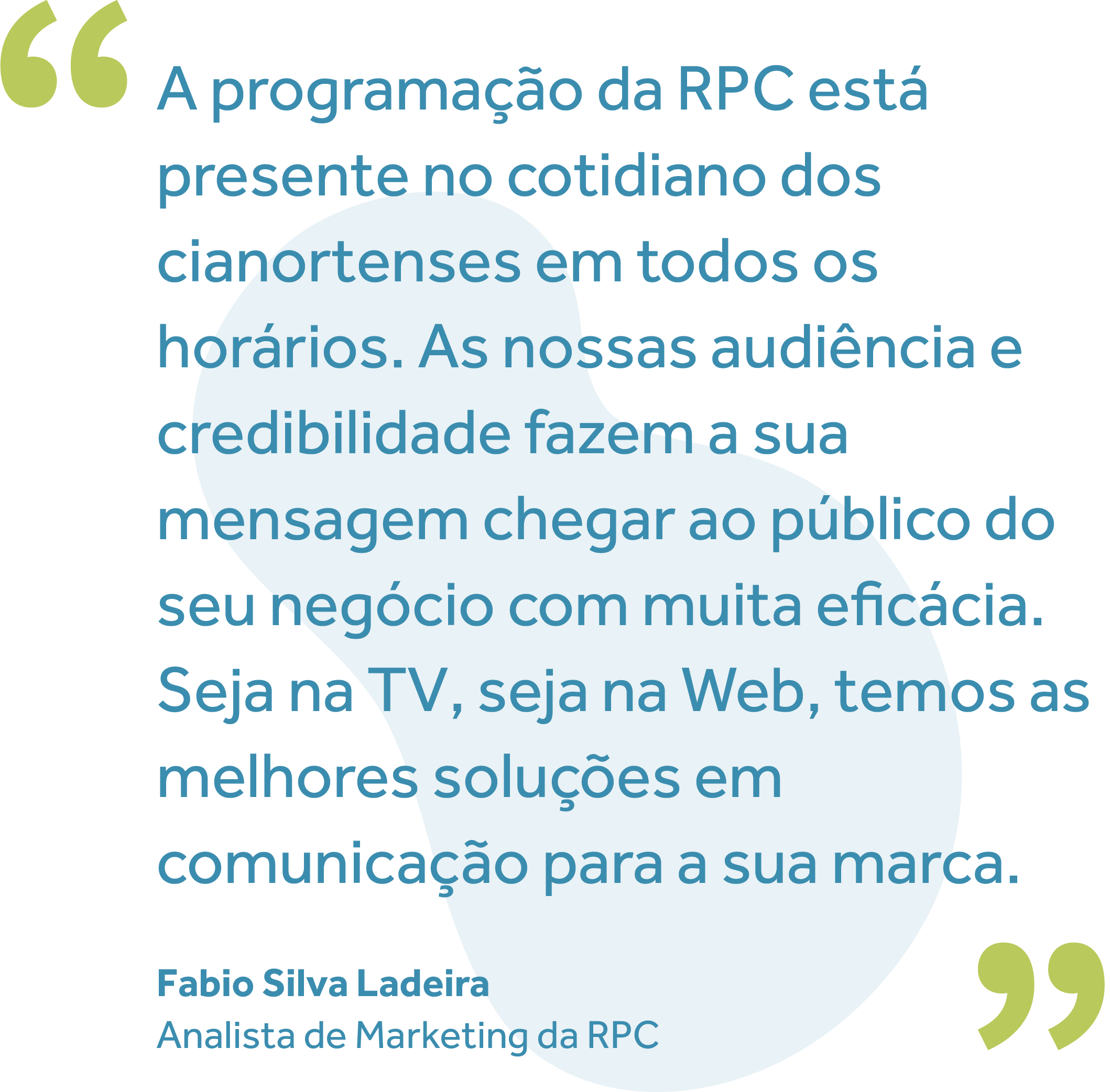 Depoimento Fábio Silva Ladeira